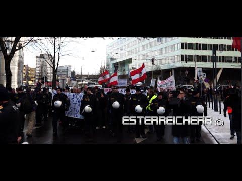 PEGIDA Linz | Demo 08.02.2015