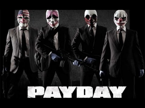 Payday - Directo (26-ene) - Ladrones Profesionales - con Alexelcapo, Tonacho y Milicua