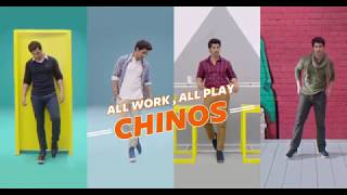 Behind the Scenes with Varun Dhawan | Chill In Chinos