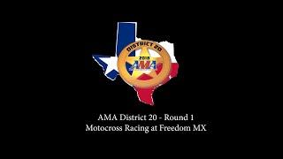 2018 AMA District 20 Round 1