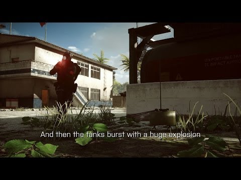 Only In Battlefield 4: Four Kills, One Claymore