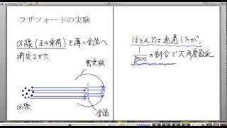高校物理解説講義:「原子の構造」講義5