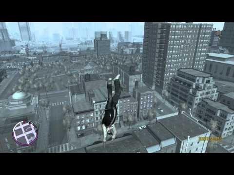 Grand Theft Auto: IV Swing Stunt