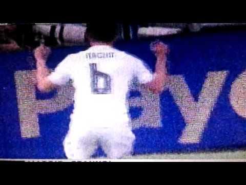 Madrid vs PSG ! 1-0