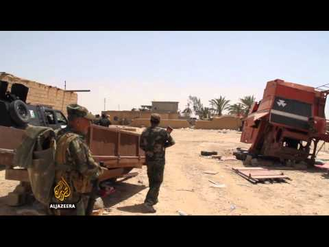 Iraqi forces in major offensive against ISIL in Anbar