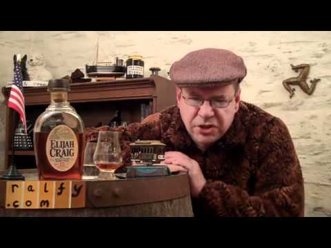 whisky review 156 - Elijah Craig 12yo Bourbon