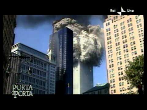 """New York, 11 Settembre 2001 (Rai Uno, """"Porta a Porta"""", Settembre 2002)"""