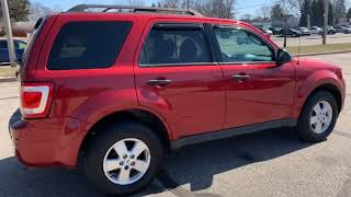 2012*Ford Escape* XLT AUTO v6 SUNROOF WE FINANCE WARRANTY CLEAN (Akron, Ohio)