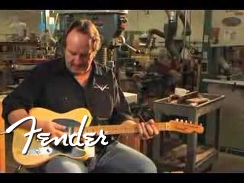 Custom '52 Telecaster guitar Music Videos