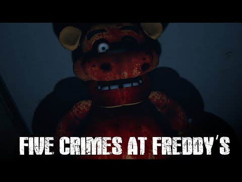 Five Crimes at Freddy's [SFM]