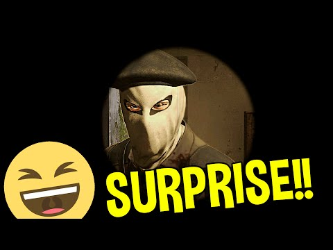 CS:GO FUNNY MOMENTS - FUNNIEST SNIPER TROLL EVER , SPINBOT HACKER & MORE