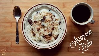 How to Make Arroz con Leche | Traditional Mexican Rice Pudding Recipe