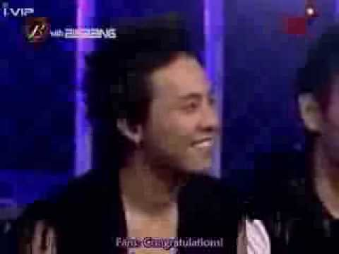G-Dragon speaks french ( eng sub ) Music Videos