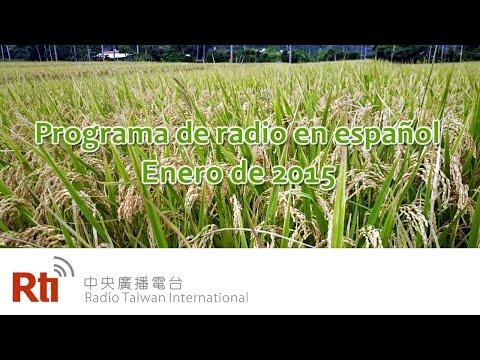 Programa de radio en español  - Enero de 2015
