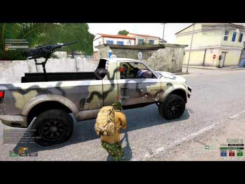 PAWNEE HYPE (Arma 3 KOTH from lvl 1 #3 ) #1