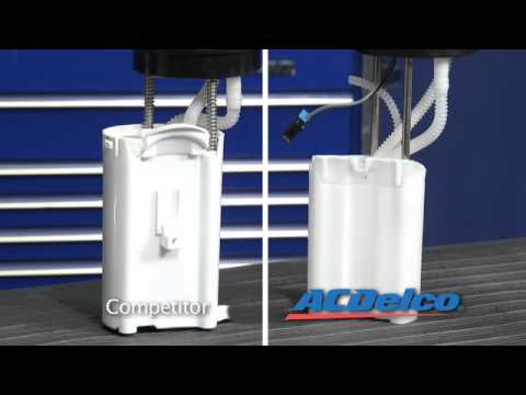Electric Fuel Pump Comparison   GM OE Fuel Pumps