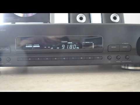 Radio Chaîne 2 from Algeria received in Germany via Sporadic-E in FM 91.8 MHz (FM DX)