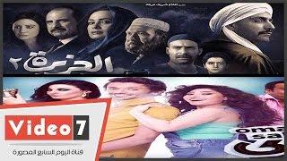 بالفيديو.. سيدات: فيلم «عمر وسلوى» الأفضل بمشاركة صافيناز.. وشباب: «الجزيرة 2» مميز