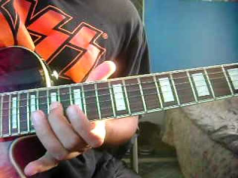 Ace Frehley Signature Licks \,,/
