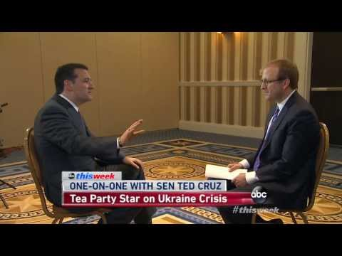 Sen. Ted Cruz Speaks with ABC's Jonathan Karl