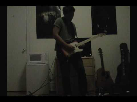 Wayne Krantz - Spektor (guitar cover)