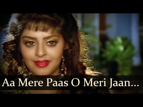 Aa Mere Paas O Meri Jaan - Naghma - Vivek Mushran - Bewafa Se Wafa - Hindi Songs - Asha Bhosle video