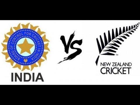 India Vs New Zealand 2017 1st ODI Full Match HighlightsDbc 17