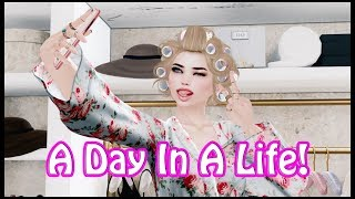 A Day In A Life Of A Second Life Fashion Blogger!