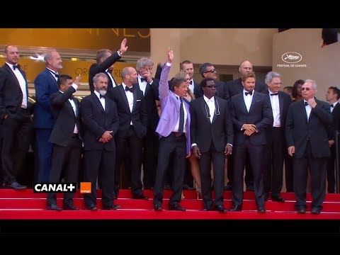 Cannes 2014 : The Expendables 3 - Red Carpet video