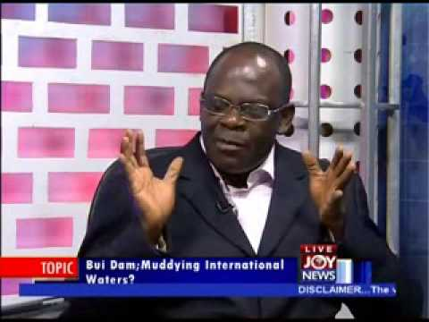 Bui Dam - Pm Express On Joy News (8-7-13) video