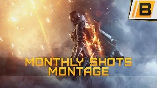 BF1: Montage #1 - This is battlefield #1 - Old and recent clips from stream