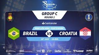 #Handtastic | PR - Group C | Brazil : Croatia
