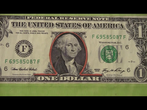 33 Masonic Symbols &Ark of Covenant on Dollar Bill Illuminatti Symbols 1of 2