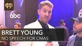 Download Lagu Brett Young Never Prepared Award Speech | CMA Red Carpet Gratis STAFABAND