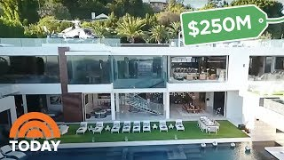(6.34 MB) Look Inside This $250 Million Mega Mansion (And See Why It's So Expensive) | TODAY Mp3