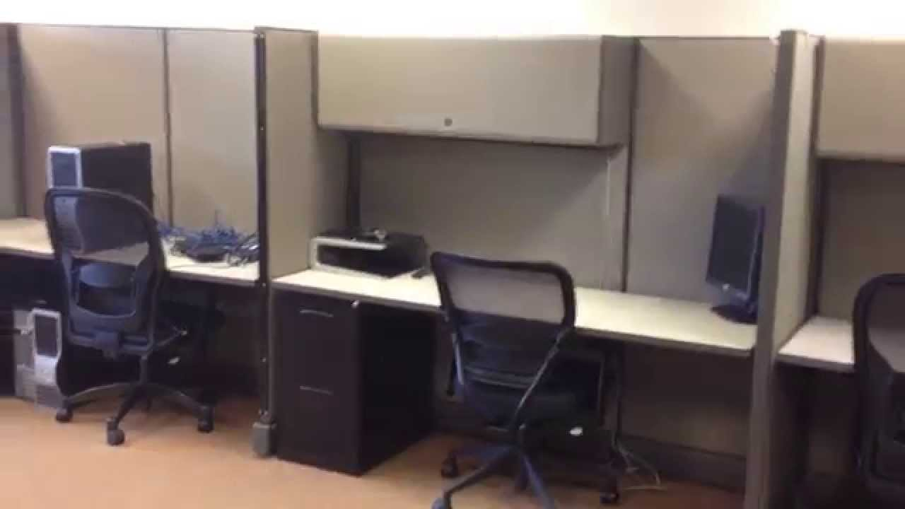 Used Cubicles Reconfiguration Service In DC MD VA By