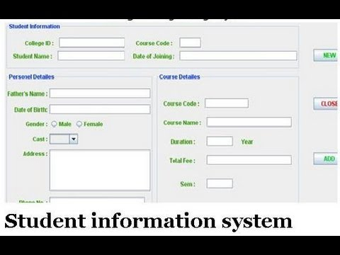 foreign studies about student information system As the center for immigration studies has demonstrated, a number of  later ice  to develop a system to collect foreign student information.