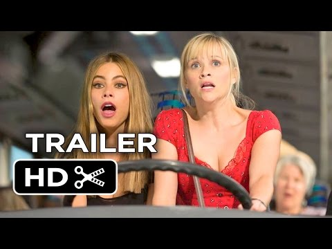 Hot Pursuit Official Trailer #1 (2015) - Sofia Vergara, Reese Witherspoon Movie Hd video