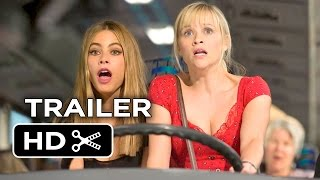 Video clip Hot Pursuit Official Trailer #1 (2015) - Sofia Vergara, Reese Witherspoon Movie HD