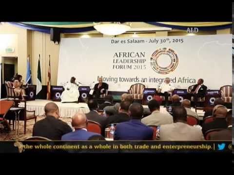 ALD panel session on Africa Integration Part 2