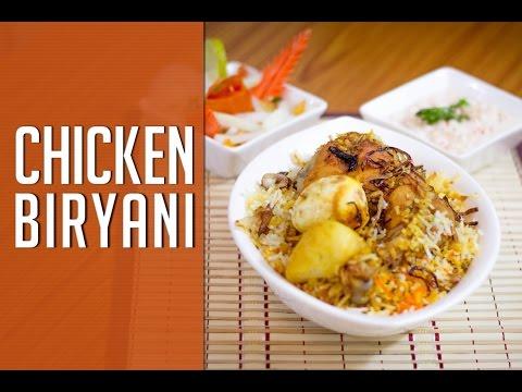 Chicken biryani by sharmilazkitchen kolkata restaurant for Awadhi cuisine kolkata