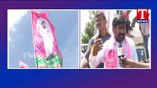 Face to Face with Minister Jagadish reddy over Election Campaign | Suryapet  Telugu