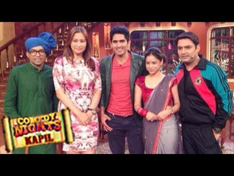 Vijendra Singh & Jwala Gutta on Comedy Nights with Kapil 9th February 2014