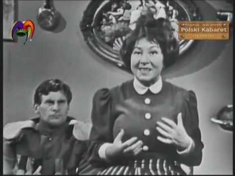 Kabaret Starszych Panów i Irena Kwiatkowska - Shimmy Szuja