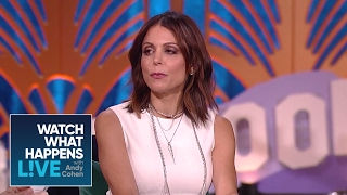 Bethenny Frankel Addresses Her Relationship With Alex Rodriguez | RHONY | WWHL