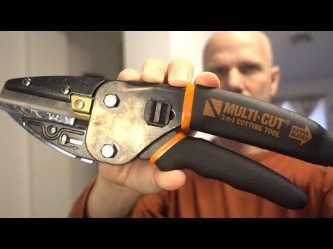 Multi-Cut Review: 3-in-1 Cutting Tool