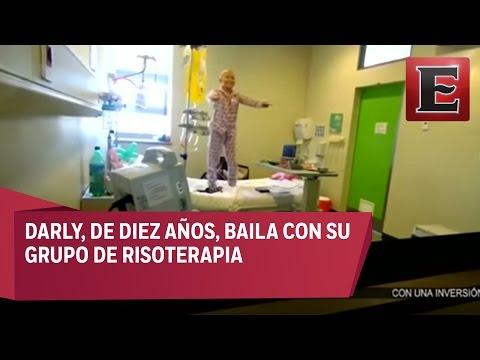Niña con cáncer baila Despacito de Luis Fonsi