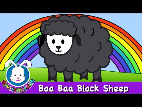 Baa Baa Black Sheep - Nursery Rhymes And Baby Songs video