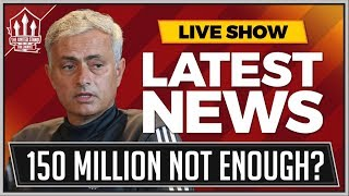 150 Million Manchester United Transfer Dilemma! Man Utd Transfer News