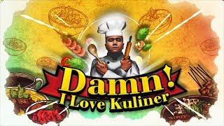 Bubur Aduk VS Bubur Tidak di Aduk - DAMN I LOVE KULINER